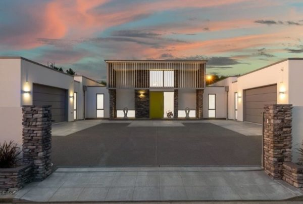 Queens Architectural build Christchurch done by Forbes Residential Christchurch