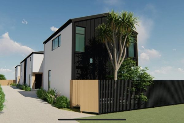 Forbes Residential St Albans Canterbury exterior render
