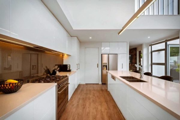 Forbes Residential new build kitchen Canterbury
