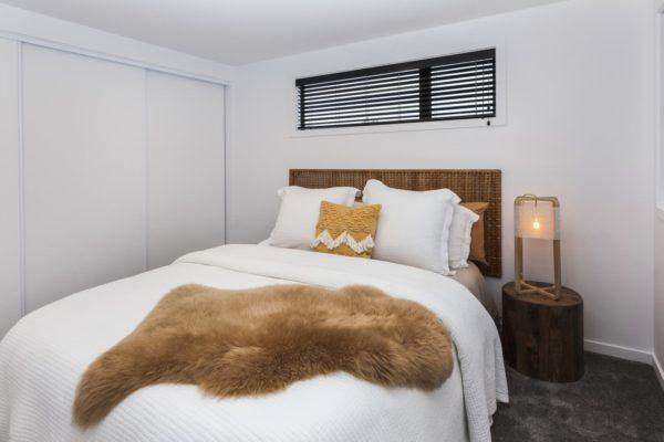 Forbes Residential Christchurch builders Bishop Street new build bedroom