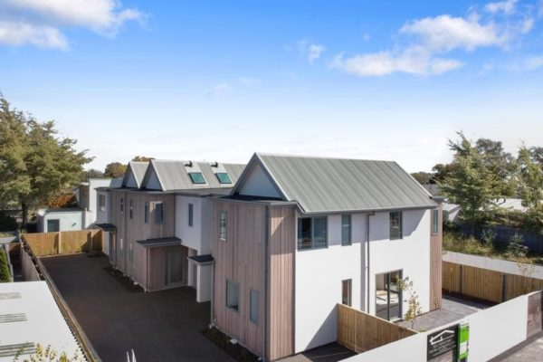 new build Christchurch built by Forbes Residential