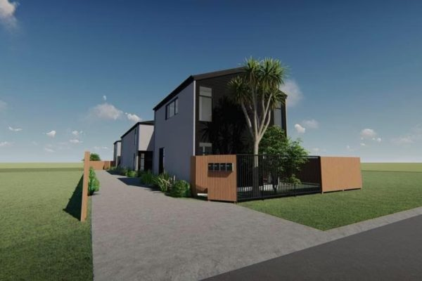 St Albans townhouse built in Canterbury by Forbes Residential