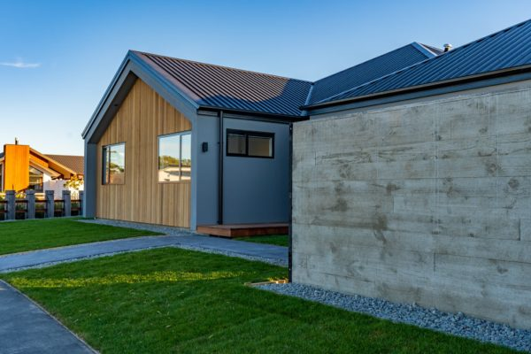 Forbes Residential Two Roads new build Canterbury outside view