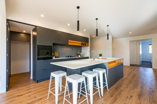 Forbes Residential Two Roads new build Christchurch kitchen bench