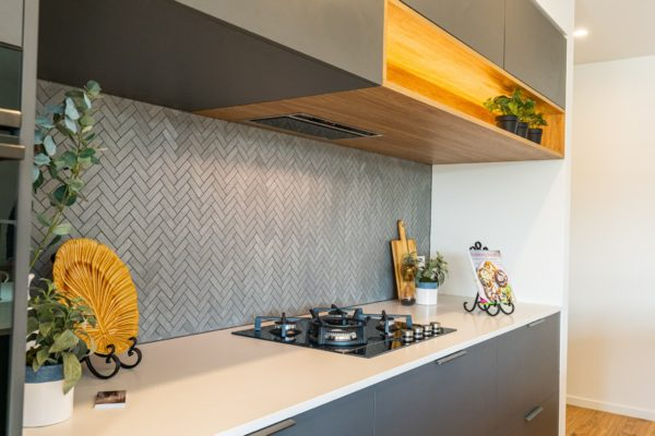 Forbes Residential Two Roads new build New Zealand turnkey home kitchen