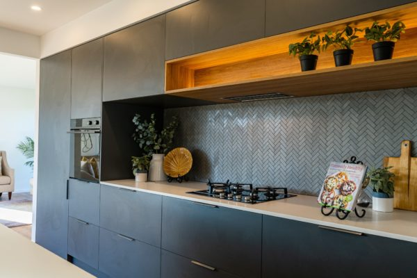 Forbes Residential Two Roads new build Christchurch kitchen