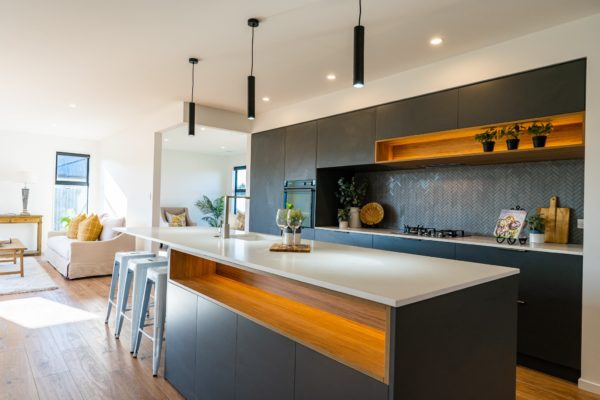 Forbes Residential Two Roads new build Canterbury kitchen