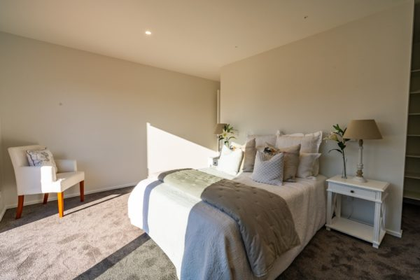 Forbes Residential Two Roads new build nz bedroom