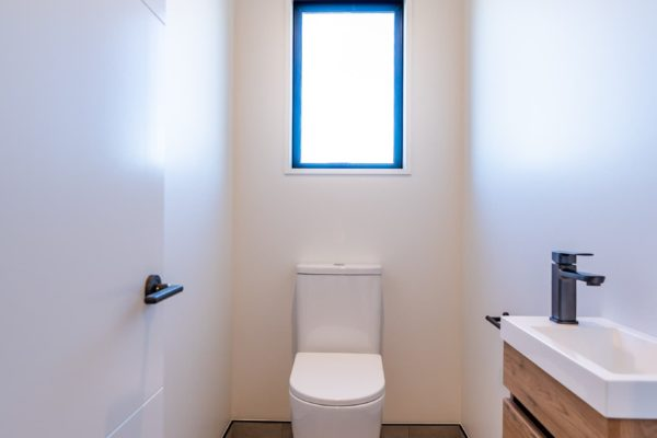Forbes Residential Two Roads new build Christchurch modern toilet
