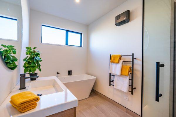 Forbes Residential Two Roads new build nz bathroom