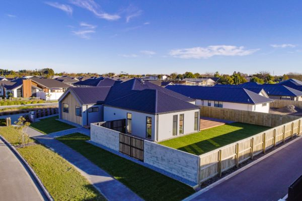 Forbes Residential Two Roads new build Christchurch